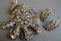 Vintage Jewelry and Bridal Jewelry / Here you can find beautiful vintage jewelry: http://www.EyeCandyAntiques.com and for handmade bridal wedding and vintage jewelry go to my shop: http://www.AlexiBlackwellBridal.com  / by Alexi Blackwell