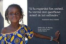 Afrique / Rencontres avec les Femmes d'Afrique, lors de mes voyages solidaires...