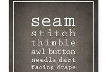 Sewing / by Briana Budgin
