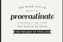Writing / Writing inspiration & quotes, grammar guides & vocabulary tips. / by Maegan O'Callaghan
