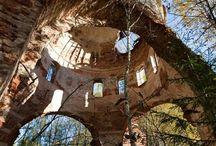Abandoned Places / Amazing Places