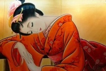 Kimono & Costume Art / The kimono is the traditional clothing of Japan. This board is for Kimono lovers. http://www.kimokame.com  Please upload your favorite painting, photo, or any other visual you love. PLEASE DO NOT use this board to pin any of your items for sale.  If your pin does not fall within this description, then don't pin it here. **** PLEASE DO NOT PIN JUST SOMETHING ABOUT JAPAN OR TRADITIONAL CRAFTS  OR ...and...I will remove it. . ****  Happy Pinning together! Thanks!  / by Kimo Kame