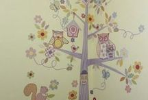 Church Nursery / Ideas for decorating a church nursery. Themes, renovation and more.
