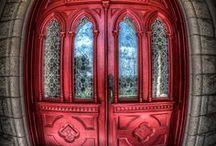 Entrances / by Briana Budgin
