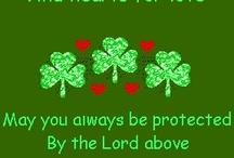 Irish goodies / by Kathy Luby-Harrison