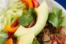 Yummy & Healthy!  / Enjoy and take care at the same time // Disfrutar y cuidarse al mismo tiempo