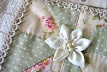 Quilts and Crazy Quilting / by Aida Lopez Fortier