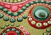Felt and Wool Applique Fun / by Aida Lopez Fortier