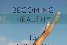 Body / Things to be healthy!!!