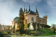 Castles,  Mansions and Palaces / by Aida Lopez Fortier