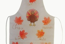 Thanksgiving Crafts / by Sunshine Crafts