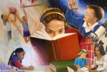 Homeschool resources  / websites, methods, and media enrichment! / by Liz