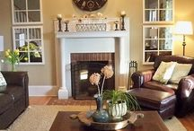 Decorating Ideas / by Shelley Burrage