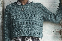 Knitting: Sweaters / by Sarah English Perry