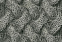 Knitting: Stitches / by Sarah English Perry
