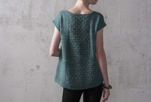 Knitting: Tops / by Sarah English Perry
