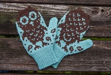 Knitting: Gloves and Mittens / by Sarah English Perry