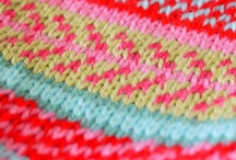 Knitting: Colorwork / by Sarah English Perry