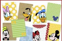 Disney journalling cards / by Emma Harrison