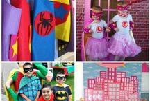 Kid's Events - Party Ideas / Ideas for themed parties that could be used for children's outreach. Some of these parties could also be used as follow-up for certain Bible lessons.