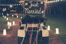 Jimmie & Jenna / Wedding inspiration for Jimmie & Jenna / by Natalie