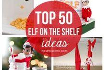 Elf on the Shelf / by Briana Budgin