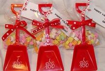 Holiday Valentine Ideas for Kidmin / Crafts, cards, lessons about Valentine's Day for children.