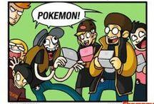 Fuel For The Geek Fire - Pokeemanz / Pokemon / by Deidre Douglass