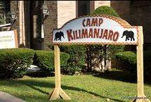 KIdmin VBS 2015 Camp Kilimanjaro / Ideas for Answers in Genesis 2015 VBS, Camp Kilinmanjaro