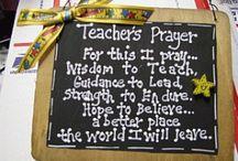 Teachers Prayers