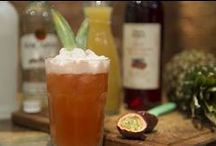 Cocktail recipes / Can't wait until your next Revolution party? Experience it at home with these cocktail recipes.