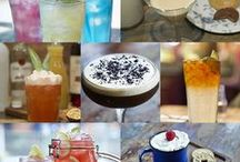 Get the drinks in / We love drinks. And we like to talk about them. A LOT.
