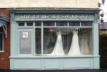 @ Sophia's Bridal / Bridal store inspiration