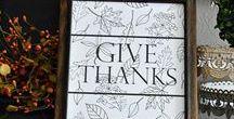 ThanksGiving Coloring Pages / Paginas para colorear pensando en el día de acción de gracias.