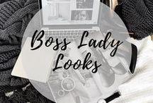 Boss Lady Looks