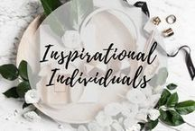 Inspirational Individuals