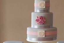 Pink & Grey Weddings