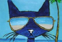 Cool Cats / by Julie C