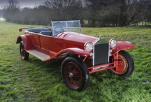 Special Cars / Vintage and antique cars