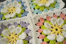 Can't Stop Crocheting / Hooking yarn into beautiful creations / by Jackie Westbrook