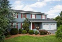 Bridgewater Homes / Single family homes, townhomes, and duplexes listed for sale by The Harrisonburg Homes Team in Bridgewater, Virginia.