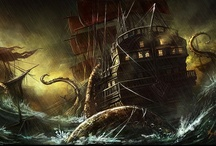 Writing (pirates) / by Juliana Haygert