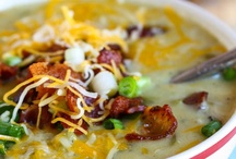 Soup's On / Soup, of course! / by Jackie Westbrook