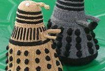 Knitting / by Tamara Zmuda