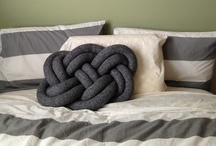 pillows / by Stephanie Hayward