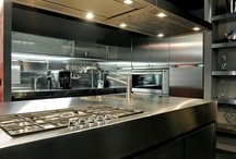 Modern Kitchens / Contemporary Kitchens  / by M.E.Y