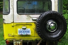 Landcruiser's / by Brian Rose