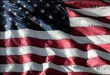 God Bless America! / One Nation, Under God Indivisible, with Liberty and justice for all. I love this beautiful country and I pray each day we will be good stewards of the freedoms we must cherish. / by Jeri Porcaro