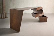 desk / by Kristel Kaljuste
