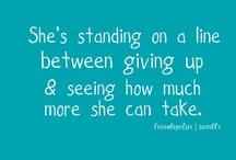 ~ Quotes I Love  ~